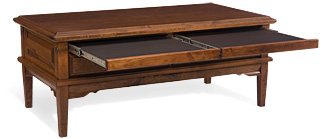 Rectangle Coffee Table, Alder-2