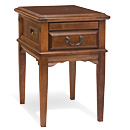 End Table Right, Alder
